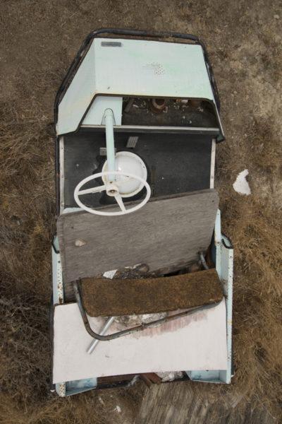 Parcel 083-171-064 Golf Cart