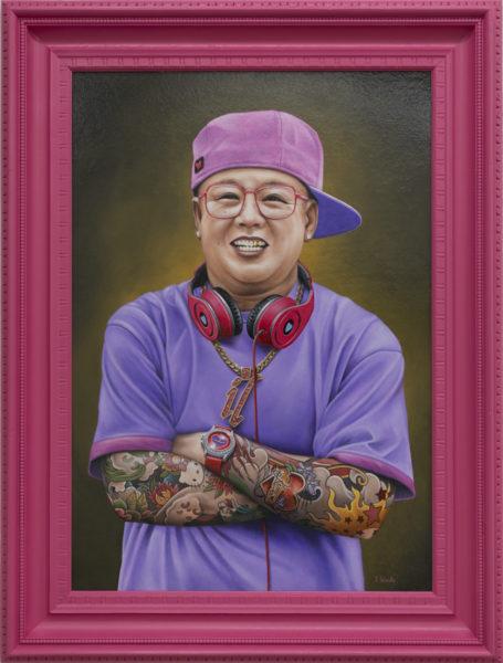 Kim Jong Be Illen, 2014