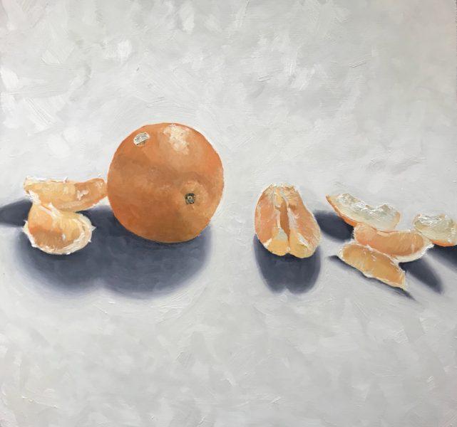 Oranges, 2018