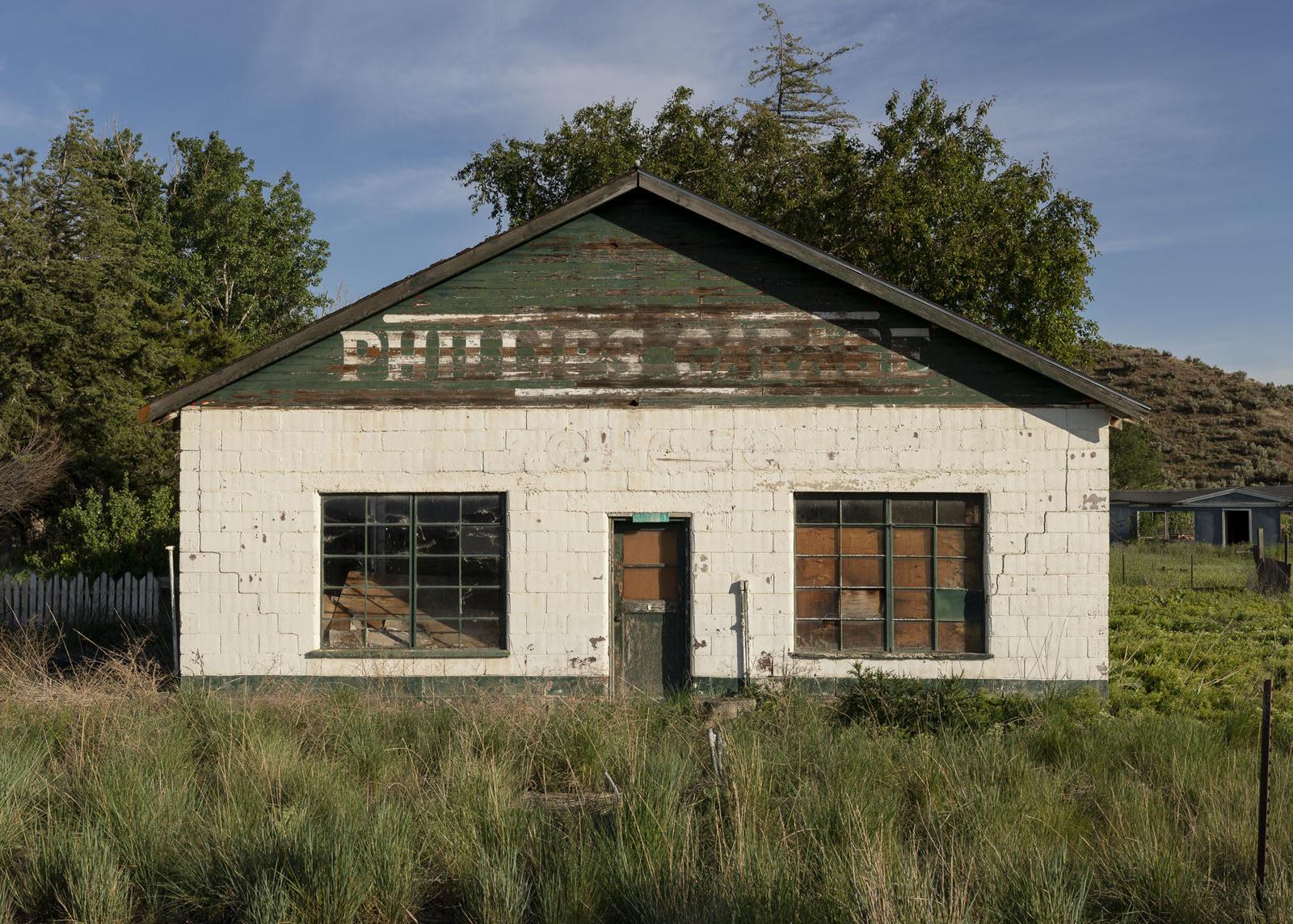 Phillips Garage House