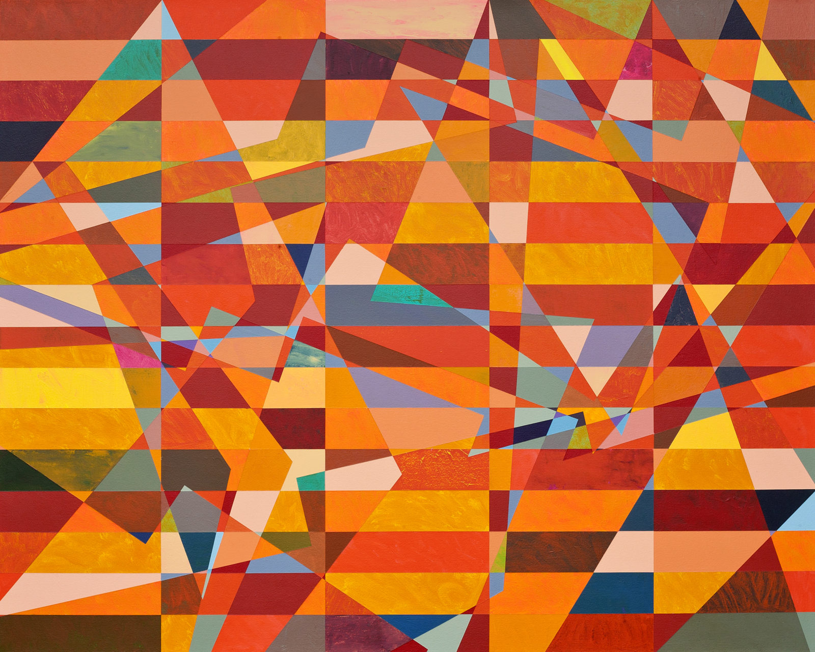 Orange for Cathy, 2013