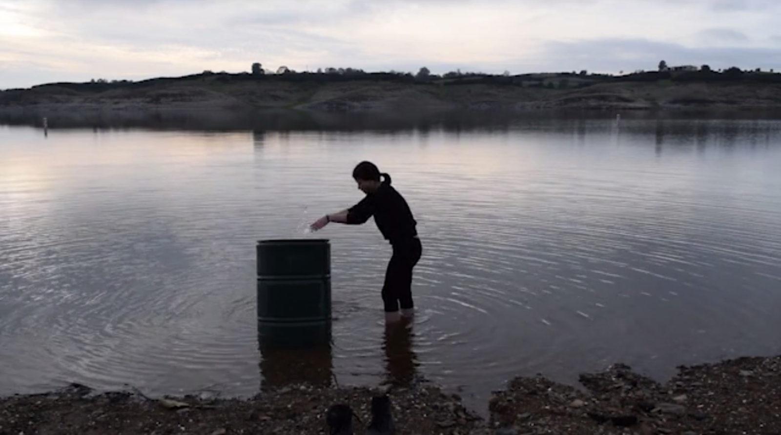 La Bruja y el Agua (video still), 2017