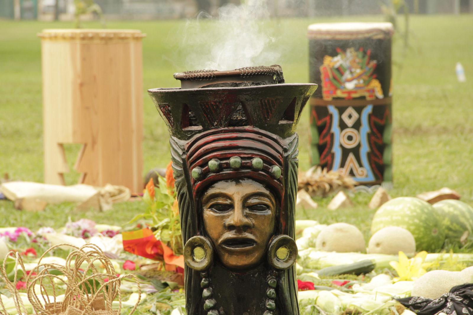 Ceremonial Sahumador