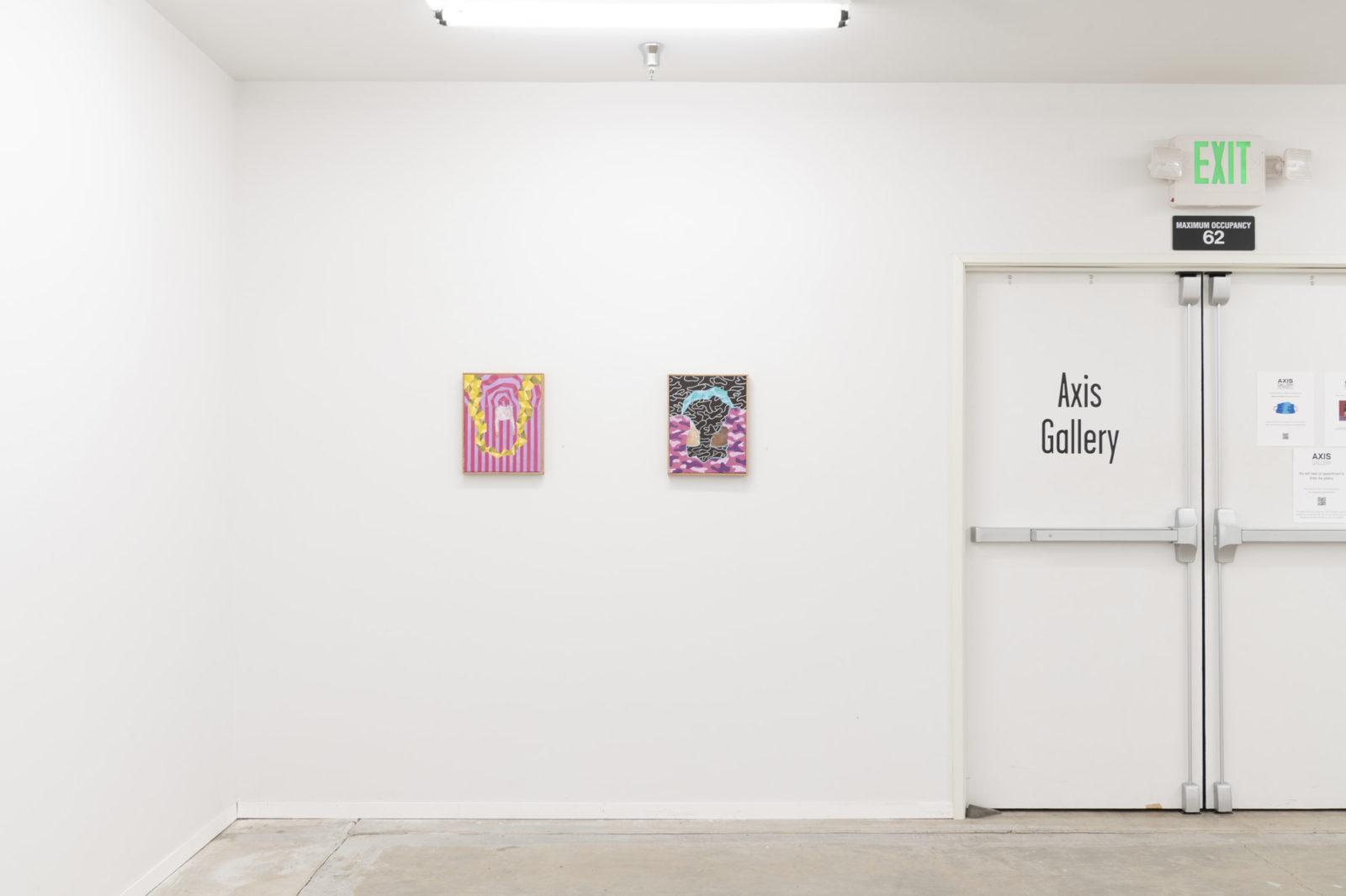 Axis Gallery, Sacramento, September 2020
