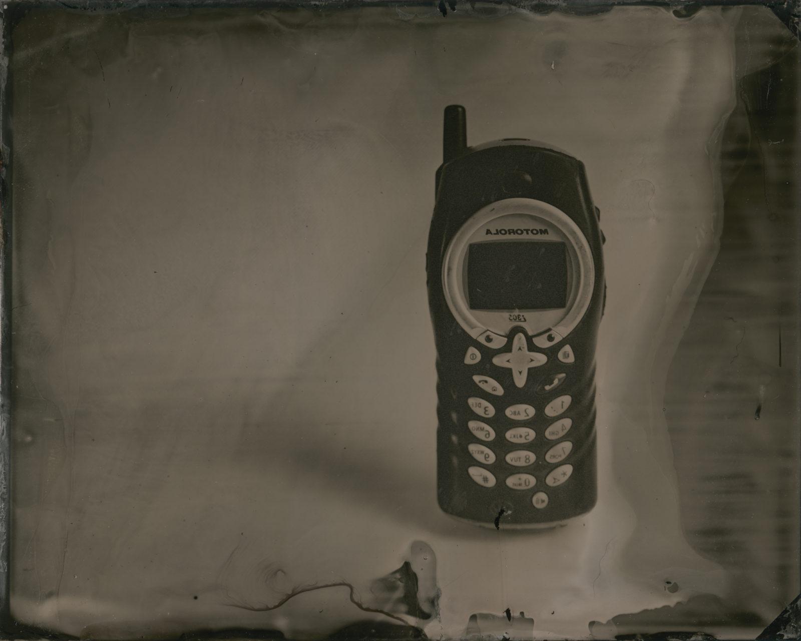 Phone Portrait 6, 2017